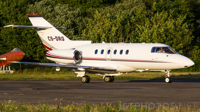 CS-DRQ - Raytheon Hawker 800XPi - NetJets Europe