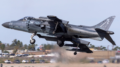 165429 - McDonnell Douglas AV-8B+ Harrier II - United States - US Marine Corps (USMC)