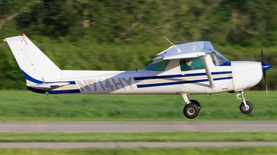 N714HY - Cessna 150M - Halls Flying Service
