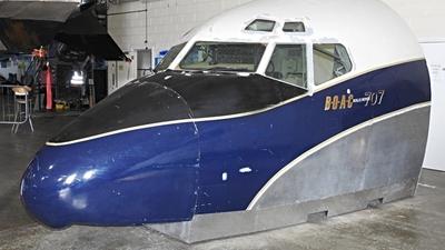 G-APFG - Boeing 707-436 - British Overseas Airways Corporation (BOAC)