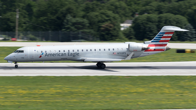 N703PS - Bombardier CRJ-701ER - American Eagle (PSA Airlines)