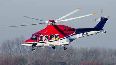 A picture of GSNSB - AgustaWestland AW139 - CHC Helikopter Service - © Dutch