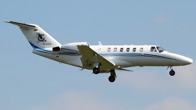 D-ILCG - Cessna 525 Citationjet CJ2 - Pro Air Aviation