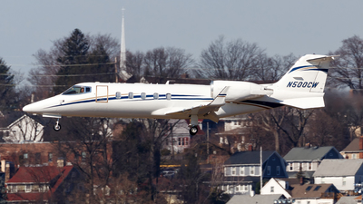 N500CW - Bombardier Learjet 60 - Private