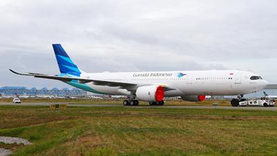 F-WWKV - Airbus A330-941 - Garuda Indonesia