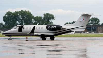 F-HPEB - Bombardier Learjet 40 - Private