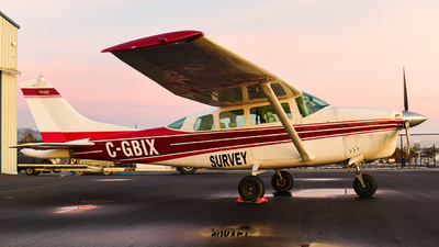 C-GBIX - Cessna P206 Super Skylane - Precision Aerial Surveys