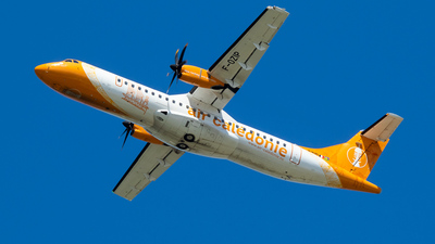 A picture of FOZIP - ATR 72600 - Air Caledonie - © James Saunders
