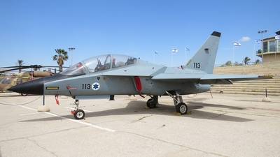 113 - Alenia Aermacchi M-346 Lavi - Israel - Air Force