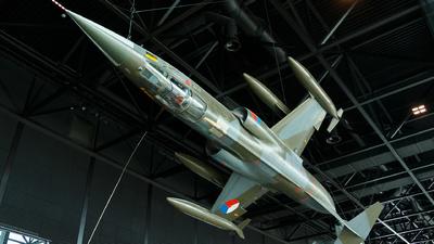D-8022 - Lockheed F-104G Starfighter - Netherlands - Royal Air Force