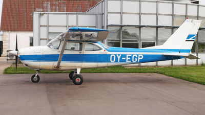 OY-EGP - Reims-Cessna F172H Skyhawk - Private