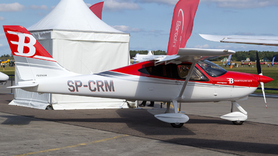 SP-CRM - Tecnam P2008JC MkII - Bartolini Air