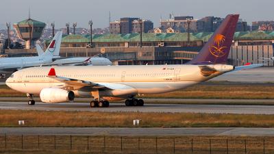 TC-OCN - Airbus A330-243 - Onur Air