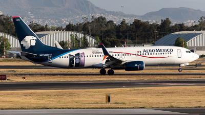 N857AM - Boeing 737-752 - Aeroméxico