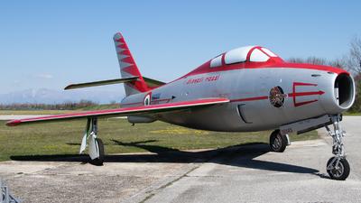 MM53-6845 - Republic F-84F Thunderstreak - Italy - Air Force