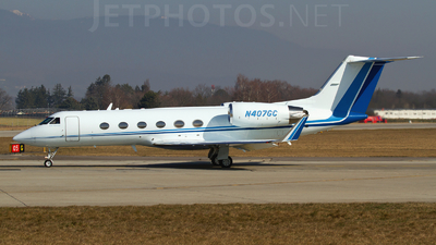 N407GC - Gulfstream G-IV(SP) - General Electric