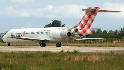 EI-FBL - Boeing 717-2BL - Volotea