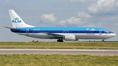 PH-BTC - Boeing 737-406 - KLM Royal Dutch Airlines
