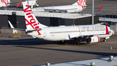 A picture of VHBZG - Boeing 7378FE - Virgin Australia - © Nicholas Kimura