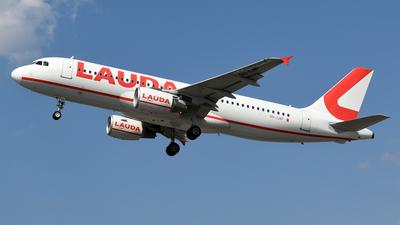 9H-LMP - Airbus A320-214 - Lauda Europe
