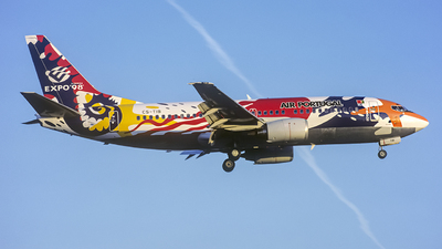 CS-TIB - Boeing 737-382 - TAP Air Portugal