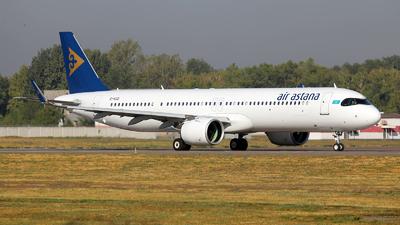 EI-KGD - Airbus A321-271NX - Air Astana