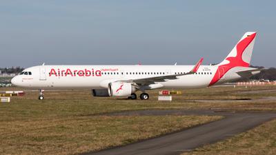 D-AVYX - Airbus A321-252NX - Air Arabia