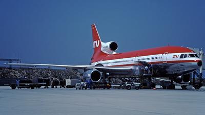 D-AERT - Lockheed L-1011-500 Tristar - LTU