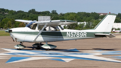 N2789R - Cessna 172G Skyhawk - Private