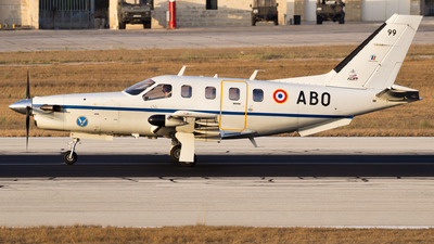 99 - Socata TBM-700 - France - Army