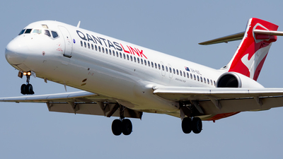 VH-NXL - Boeing 717-231 - QantasLink (National Jet Systems)