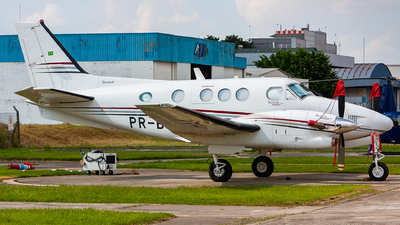 PR-BOM - Beechcraft C90GT King Air - Private