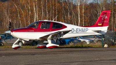 D-EHMP - Cirrus SR22-GTSx G3 Turbo - Private