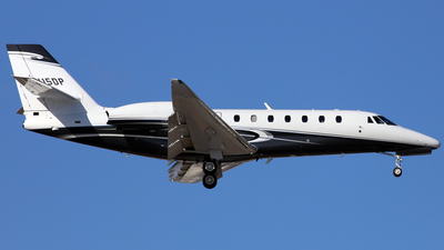 N15DP - Cessna 680 Citation Sovereign - Private
