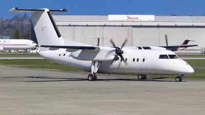 A picture of CGYSJ - De Havilland Canada Dash 8100 - Central Mountain Air - © yyj_plane_spotter