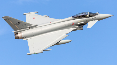 MM7352 - Eurofighter Typhoon EF2000 - Italy - Air Force