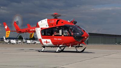 HB-ZRD - MBB BK117C-2 - REGA - Swiss Air Ambulance