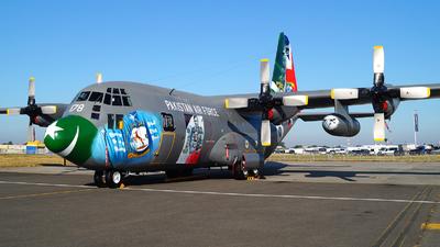 4178 - Lockheed C-130E Hercules - Pakistan - Air Force