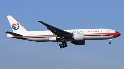 B-2078 - Boeing 777-F6N - China Cargo Airlines