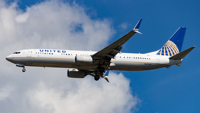 N67846 - Boeing 737-924ER - United Airlines