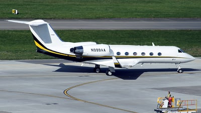 N999AA - Gulfstream G-IV - Private