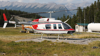 C-GWCF - Bell 206L-1 LongRanger - CC Helicopters