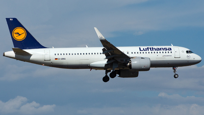 A picture of DAINA - Airbus A320271N - Lufthansa - © Aldo Bidini