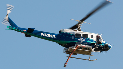 A picture of VHUEC - Bell 212 - [30640] - © luke.priestley