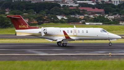 N56LE - Bombardier Learjet 40 - Private