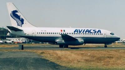 XA-SIW - Boeing 737-2T4(Adv) - Aviacsa