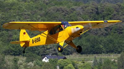 D-EISO - Piper PA-18-150 Super Cub - Private