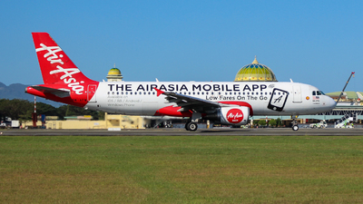 9M-AFW - Airbus A320-216 - AirAsia