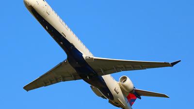 N916XJ - Bombardier CRJ-900ER - Delta Connection (Endeavor Air)