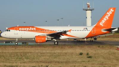 OE-INM - Airbus A320-214 - easyJet Europe
